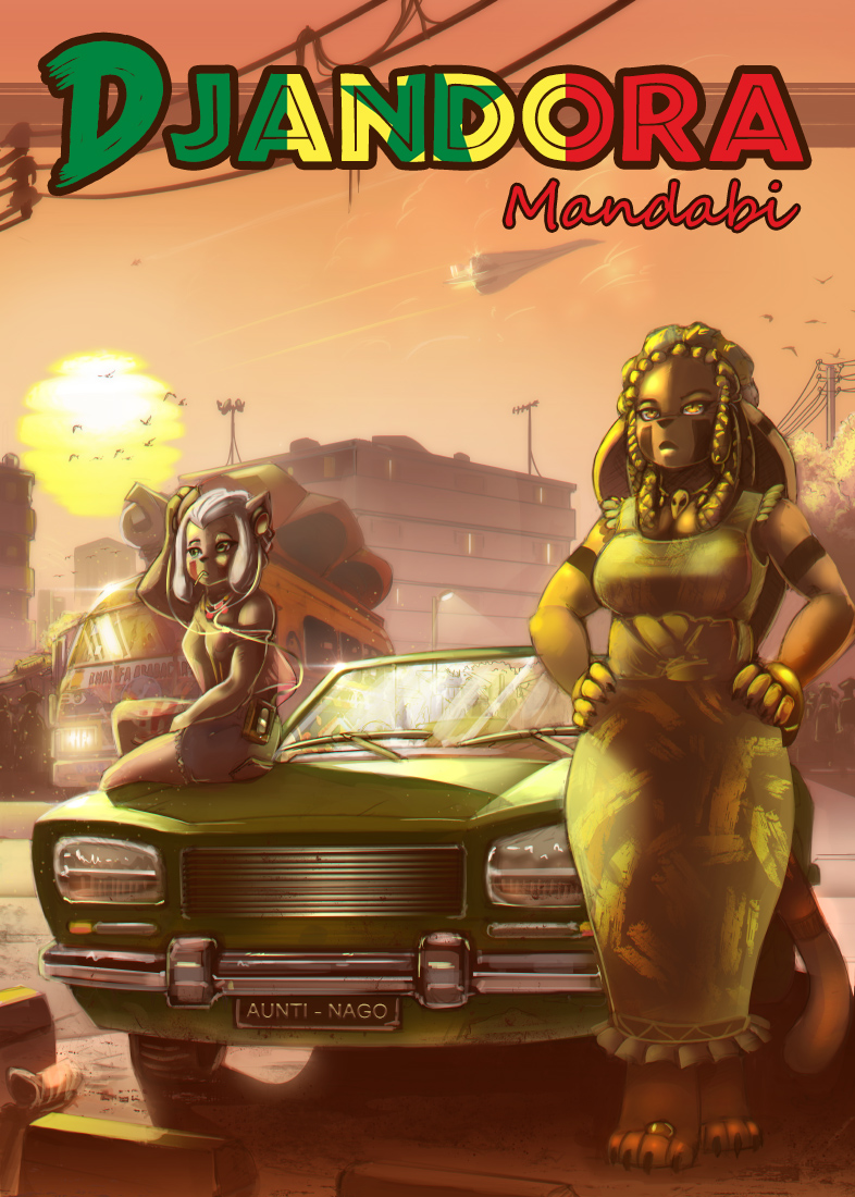 Mandabi Illustration